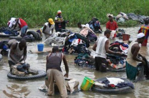Article : Abidjan-Banco : qualité douteuse de l'eau utilisée par les « fanicos »