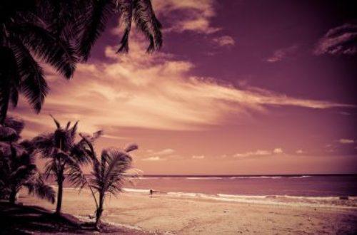 Article : La mer et moi : un vif paradoxe