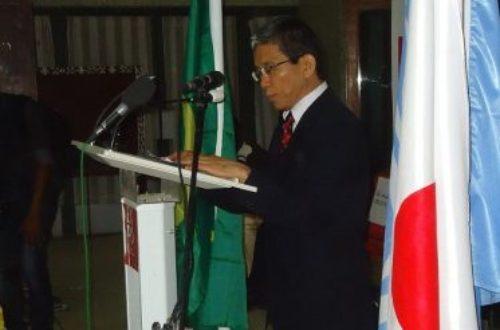Article : Investissements du Japon en Afrique : la Mauritanie compte tirer son marron du feu