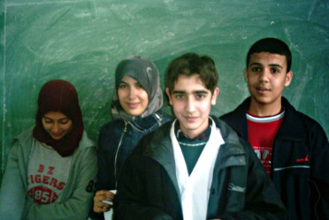 rentrée scolaire élèves Blida