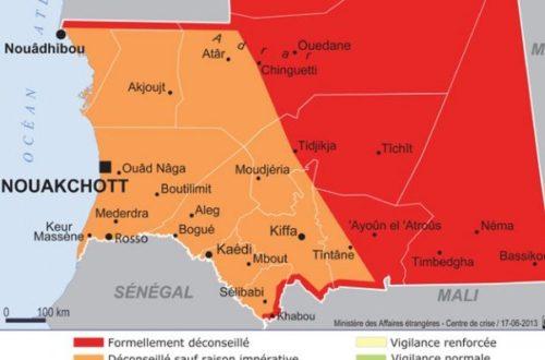 Article : Situation sécuritaire au Sahel, la Mauritanie face à l'extrémisme religieux