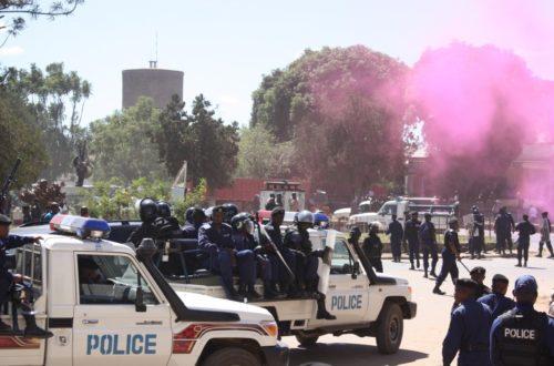 Article : Droits de l'homme, la RDC plonge!