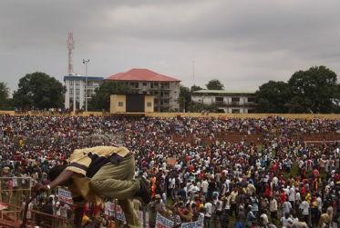 Rassemblement du 28 septembre 2009 en Guinée