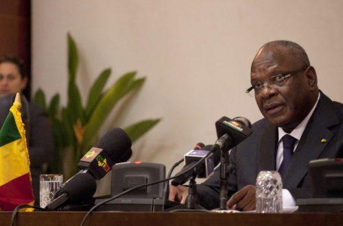 Article : Mali, trois ans après : le Président au sud, les terroristes et les groupes armés au nord