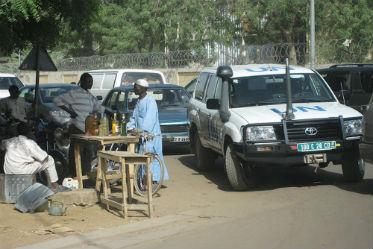 Ville de N'Djamena, Tchad