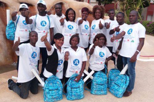 Article : Gabon : les alumnis Yali de Dakar donnent de la voix