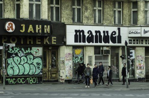Article : Une nuit à Berlin