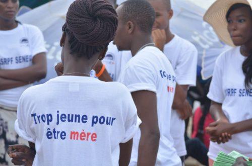 Article : La jeunesse béninoise se mobilise pour ses droits sexuels