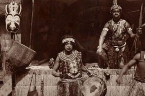 Article : Sorcellerie et autres magies d'Afrique (1)