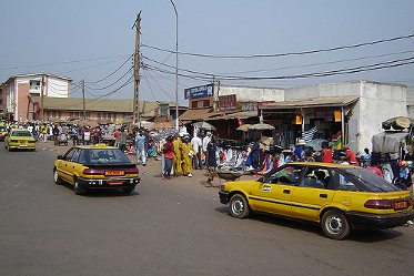 Cameroun permis
