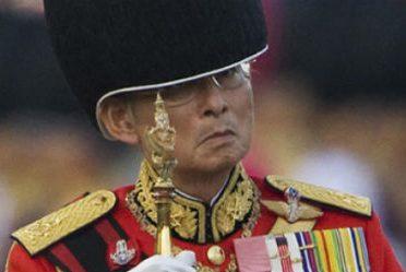 Bhumibol Adulyadej, roi de Thaïlande