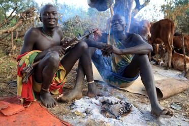 Dietmar Temps Ethiopian Tribes, SuriDietmar Temps Ethiopian Tribes, Suri