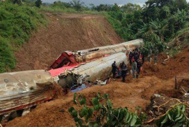 accident ferroviaire au Cameroun
