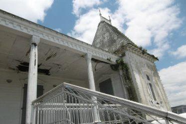 L'hôtel de ville de Curepipe