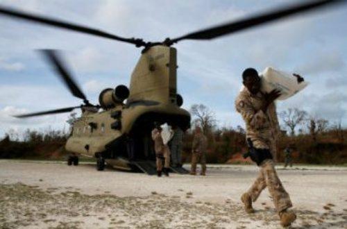 Article : Une catastrophe de plus sur Haïti