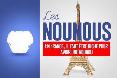 nounous France