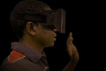 réalité virtuelle Afrique