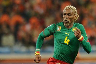 Rigobert Song Cameroun