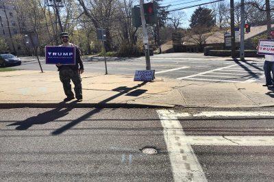 Pancarte Trump