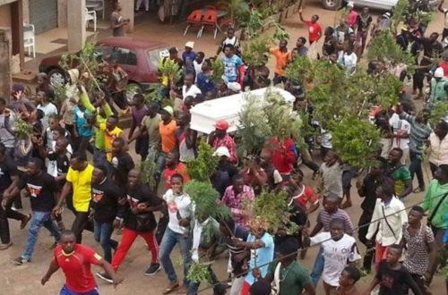 Article : Les violences de Bamenda me font froid dans le dos