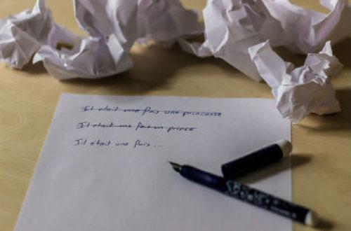 Article : Manque d'inspiration et page blanche, comment y remédier ?