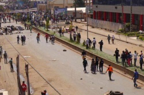Article : Le péché capital commis à Bamenda