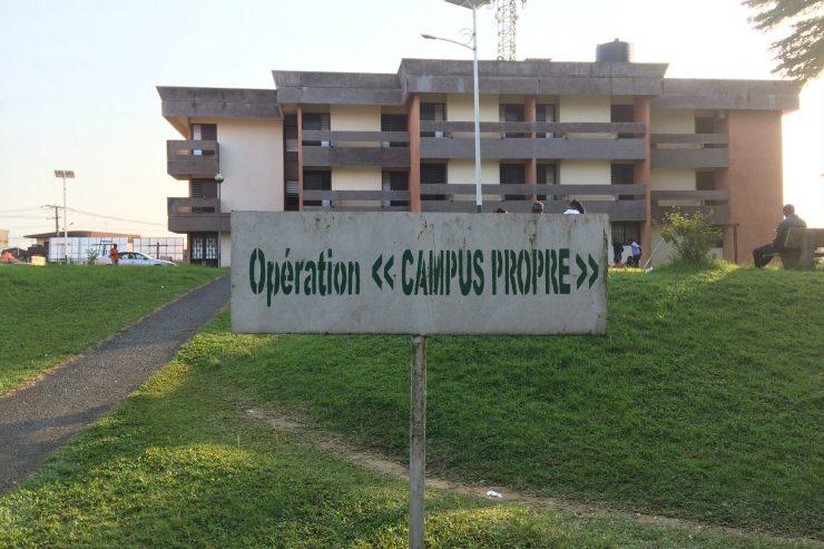 Université Douala Cameroun