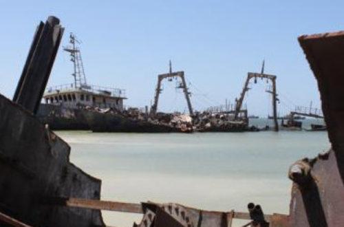 Article : En Mauritanie, les «usines Moka» empoisonnent la vie des habitants