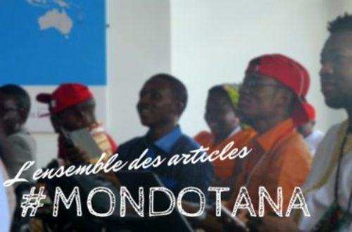 Article : #MondoTana : l'ensemble des articles