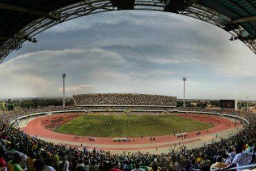 Stade de Kégué, à Lomé au Togo