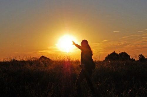 Article : Ce sera au soleil