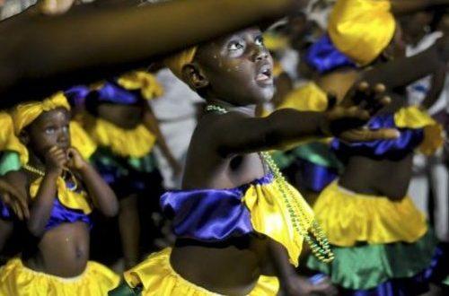 Article : Le carnaval, pour calmer les nerfs d'une population affamée