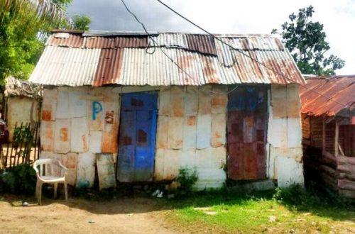 Article : La petite maison délabrée