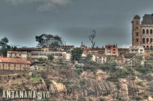 Article : La sécheresse guette Antananarivo