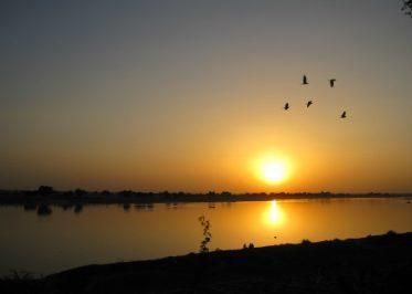 Lac Chari, Tchad