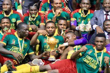 Le Cameroun gagne la CAN2017