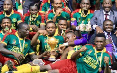 Le Cameroun victorieux