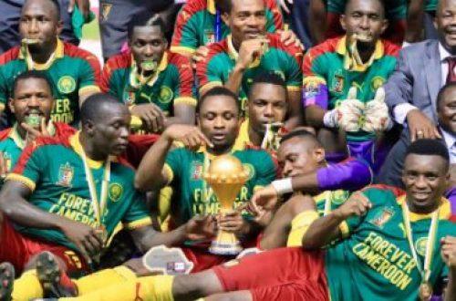 Article : Finale de la CAN Gabon 2017 : les Pharaons ont croqué du « bitter Kola »