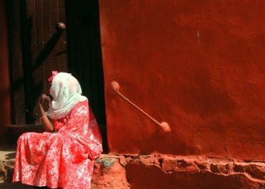 Femme Sénégal