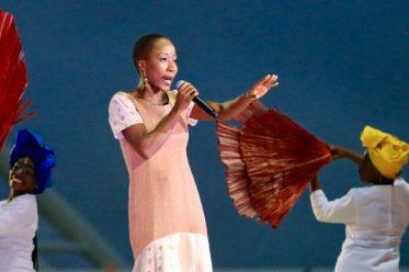 Rokia Traoré, chanteuse malienne