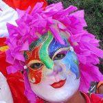 Un carnaval au Brésil.