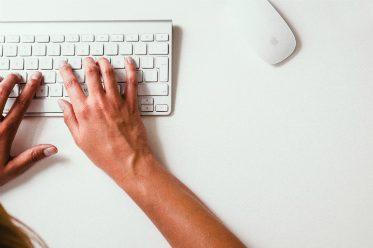 Apprendre sur internet - clavier