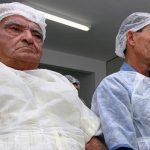 Des hôpitaux au Brésil.