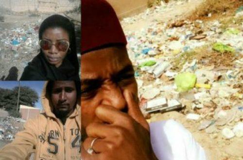 Article : Mauritanie : «Selfie mbalite» une initiative contre l'insalubrité