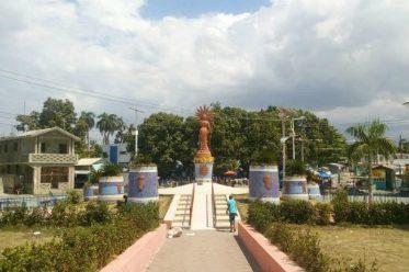 Ville de Léogane, Haïti