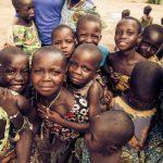 Des enfants au Togo