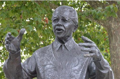 Article : Nelson Mandela, si tu avais su