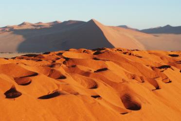 Désert de Namibie