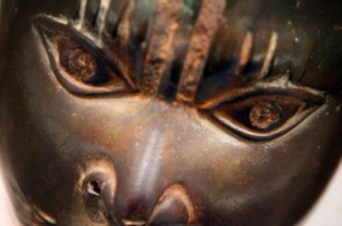 Article : Pourquoi accepter la restitution d'œuvres d'art au Bénin?