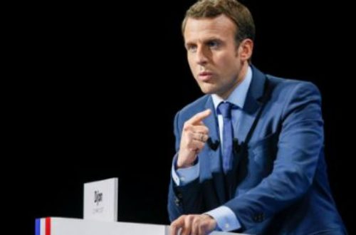 Article : Faut-il croire en la startup Emmanuel Macron ?